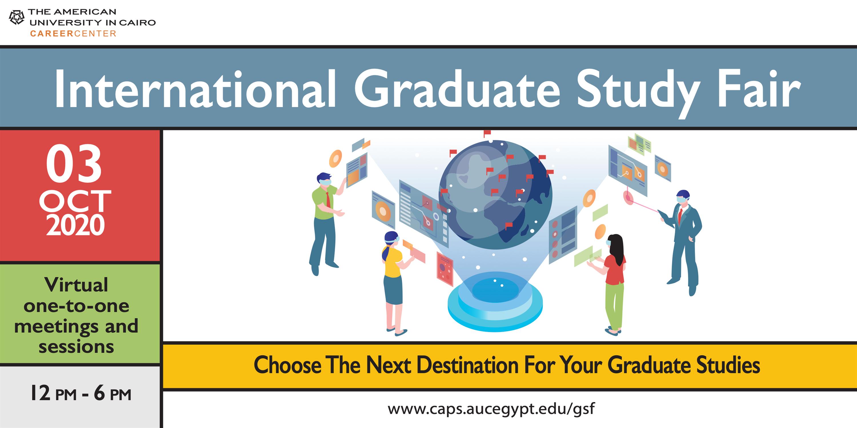 International Graduate Study Fair