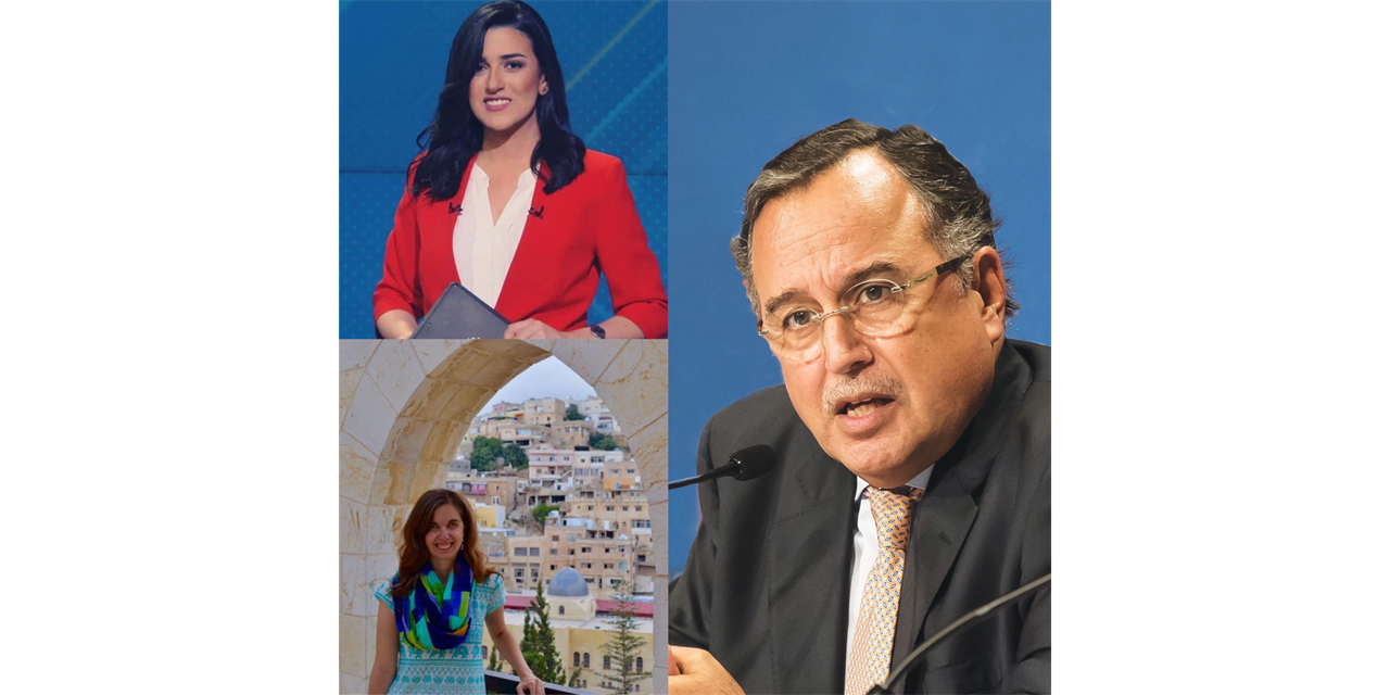 GAPP Alumni Online Event: Challenges and Opportunities for Global and Public Affairs in a Changing Environment, Sunday October 25, 2020 -7:30 - 8:30 pm, Cairo Time Event Logo