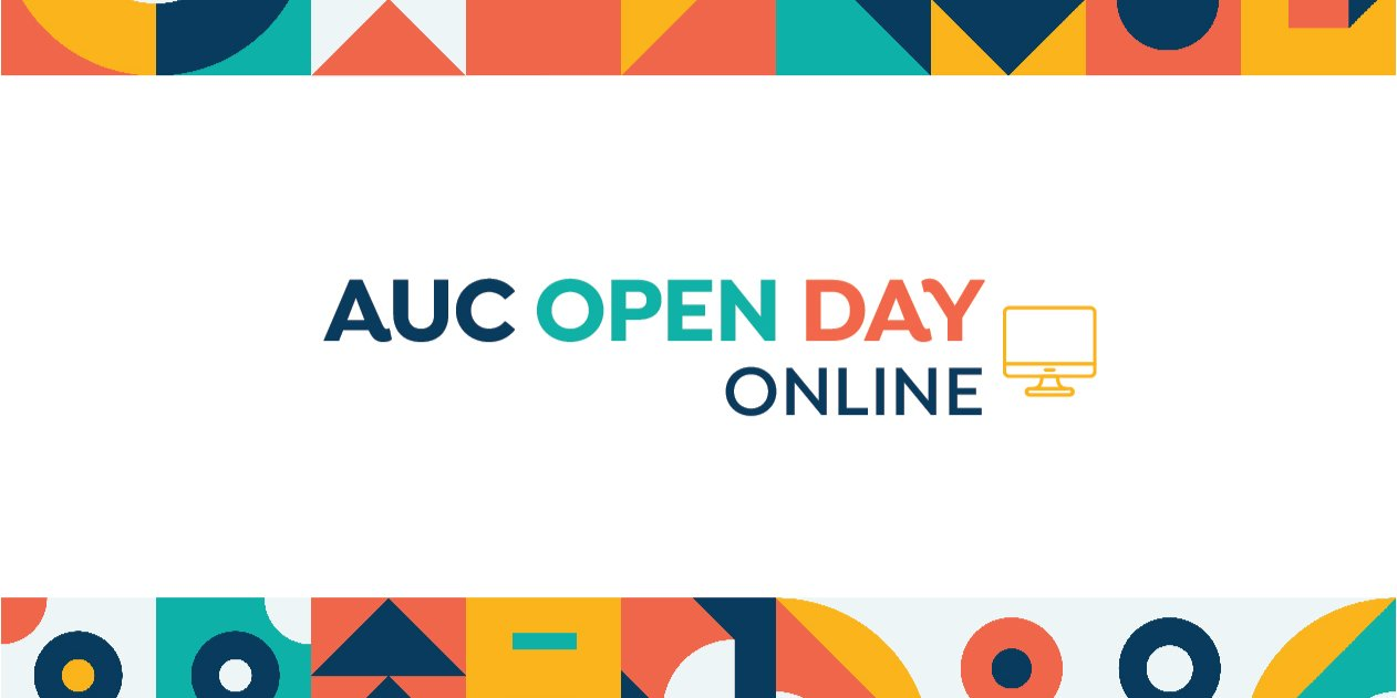 AUC Open Day Event Logo