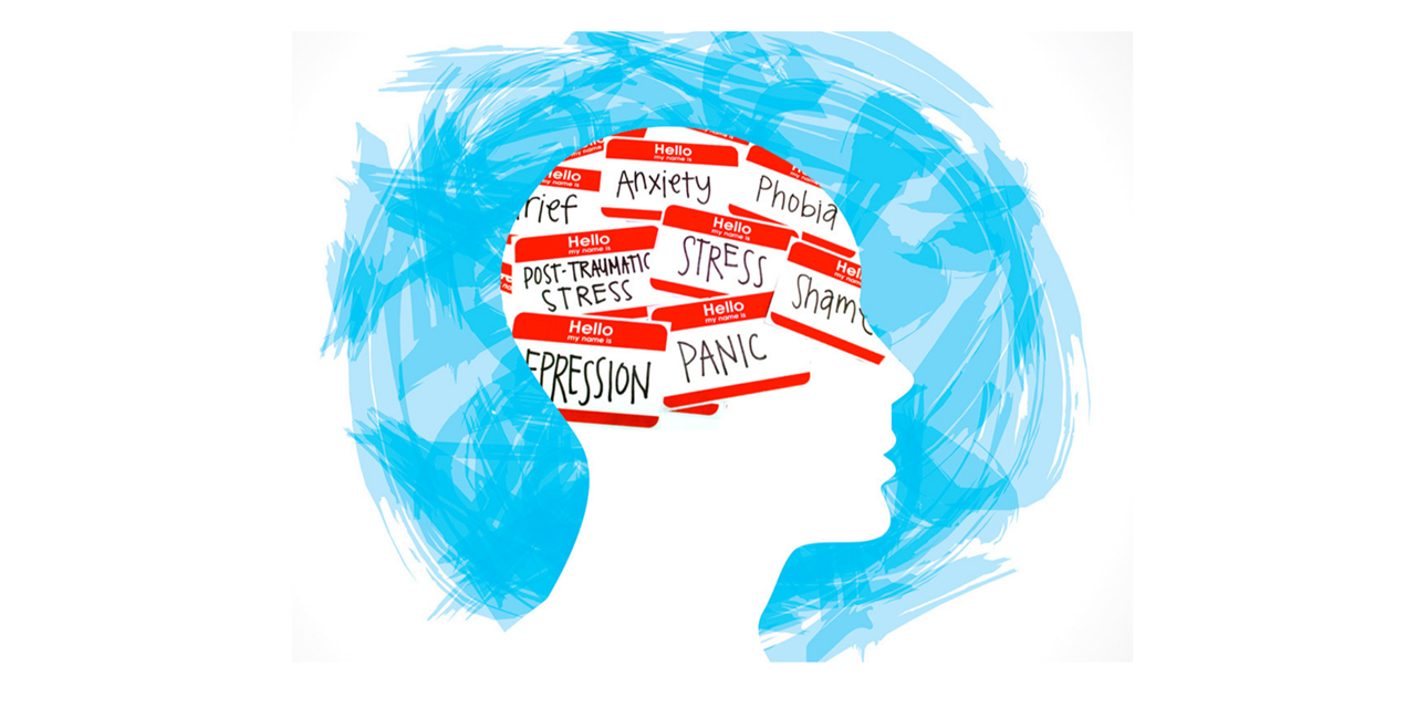 Campus Conversation: Managing Mental Health and Well-Being Event Logo