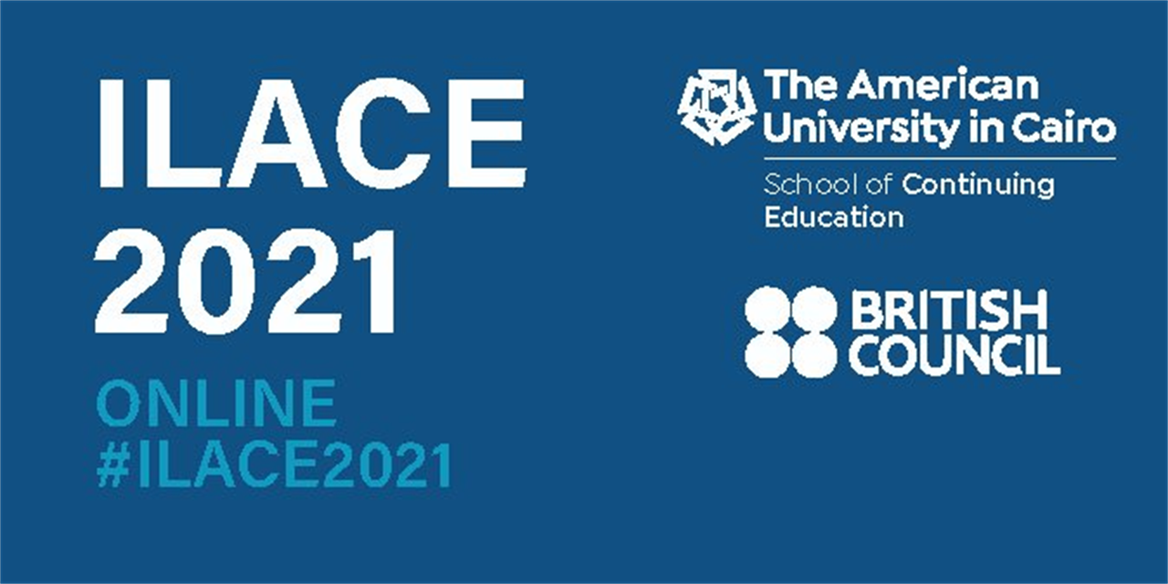 The International Language Assessment Conference in Egypt (ILACE) 2021 Event Logo