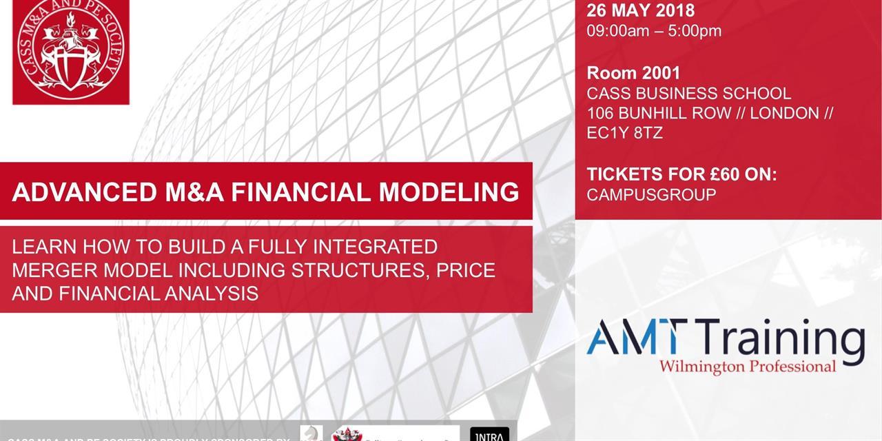 Advanced M&A Financial Modeling