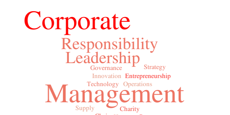 Faculty of Management Research Workshop; Christoph Fuchs, Rotterdam School of Management Event Logo
