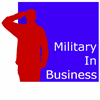 Military in Business Club's logo