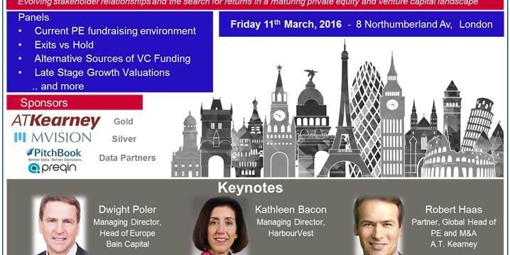 12th Annual Private Equity & Venture Capital LBS Conference Event Logo
