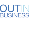 Out in Business's logo