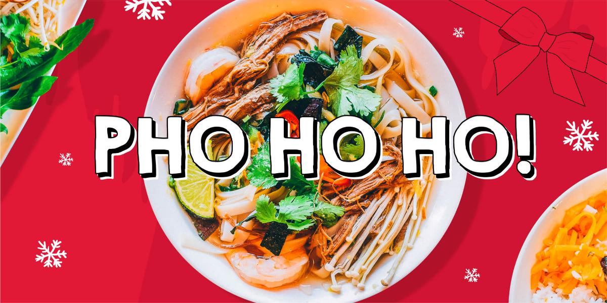Pho Ho Ho - Vietnamese Christmas Party