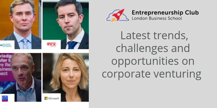 Open Innovation: Latest trends and opportunities on corporate venturing and agility
