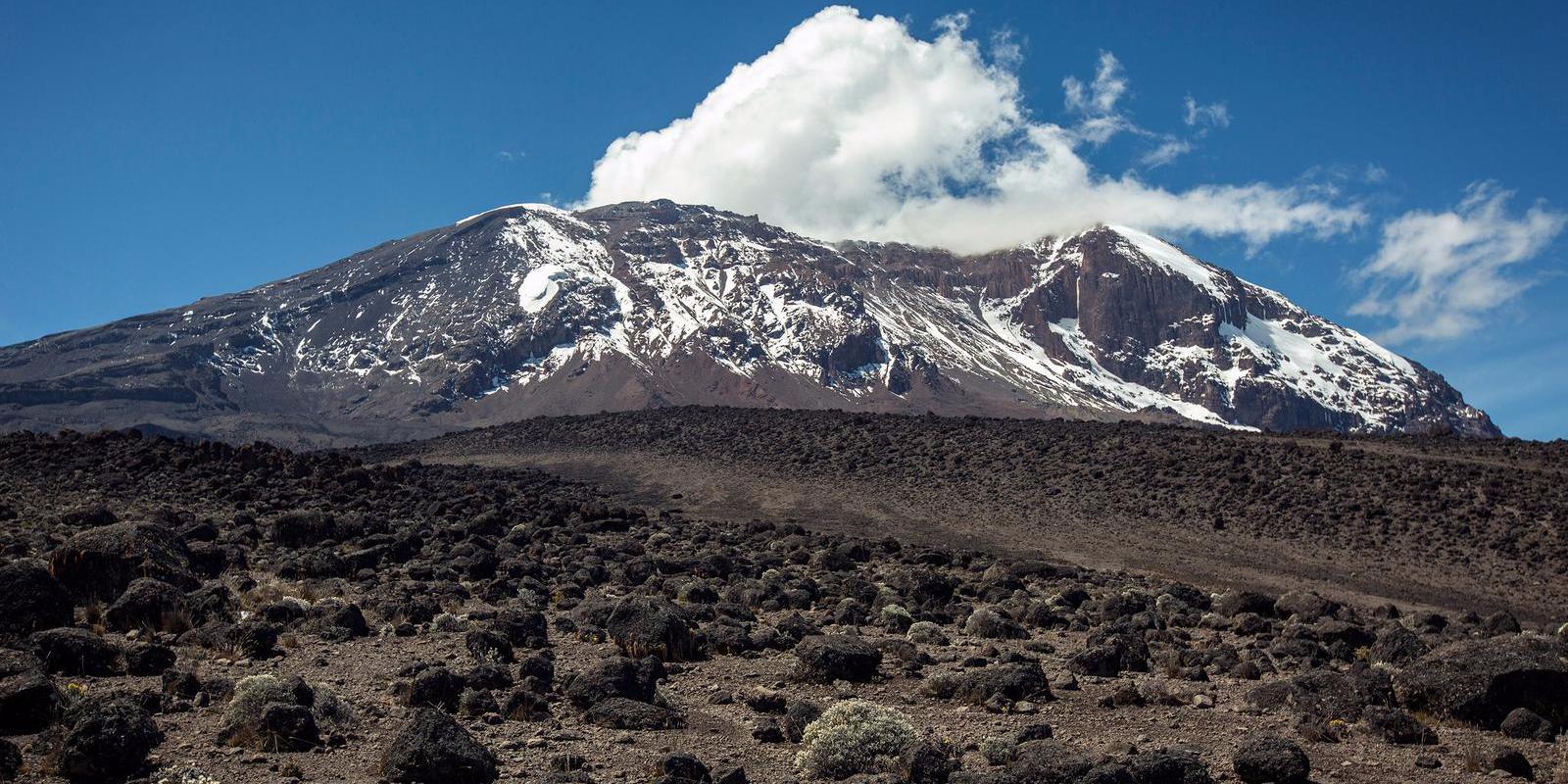 Mt. Kilimanjaro - Deposit