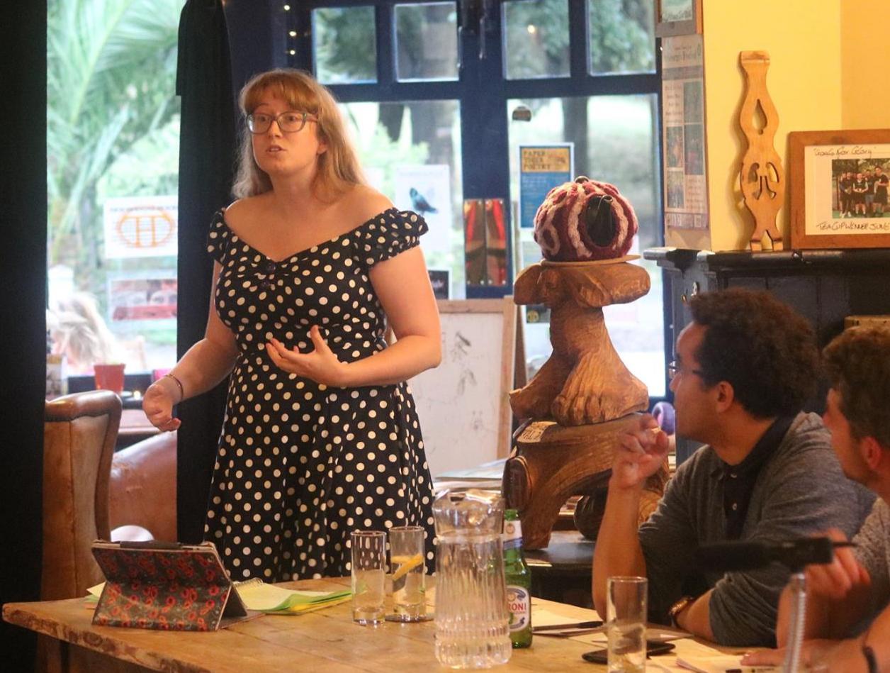 Overcoming Gender Bias - Public Speaking Workshop