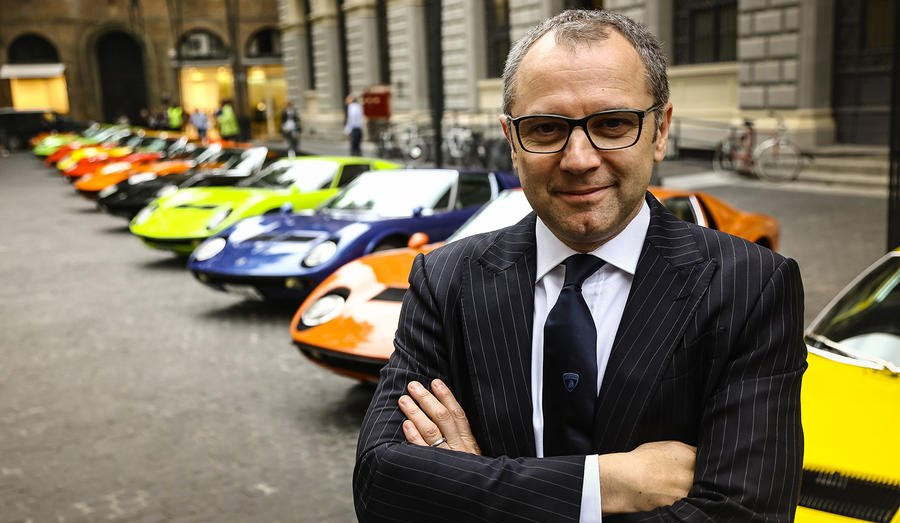 Italian Club Virtual Speaker Event #3 | Chat with Stefano Domenicali - CEO of Lamborghini
