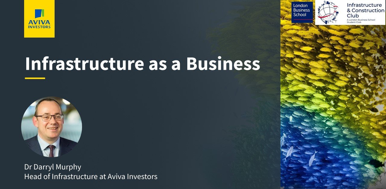Infrastructure as a Business