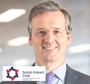 Social Impact Club   Conversation with Nick O'Donohoe, CEO of CDC Group. Impact investing: challenges and opportunities