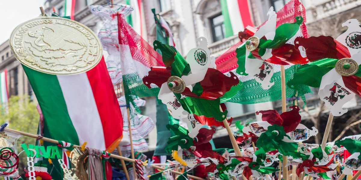 Mexican Independence Day Celebration with Virtual Bartending Class