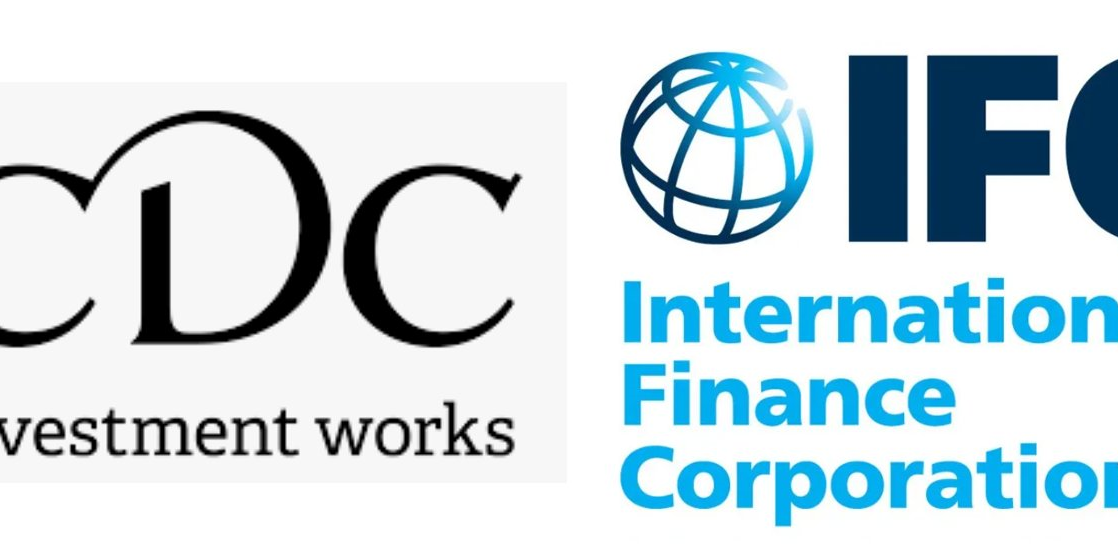 DFIs Alumni Careers Q&A Panel - CDC & IFC Event Logo