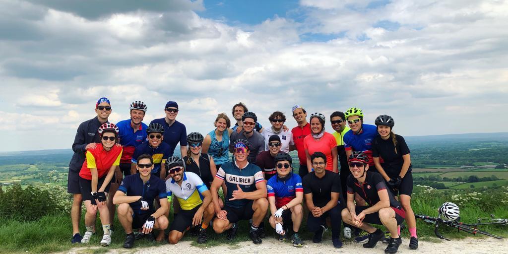 London to Paris - Cycling Trek 2020 Event Logo