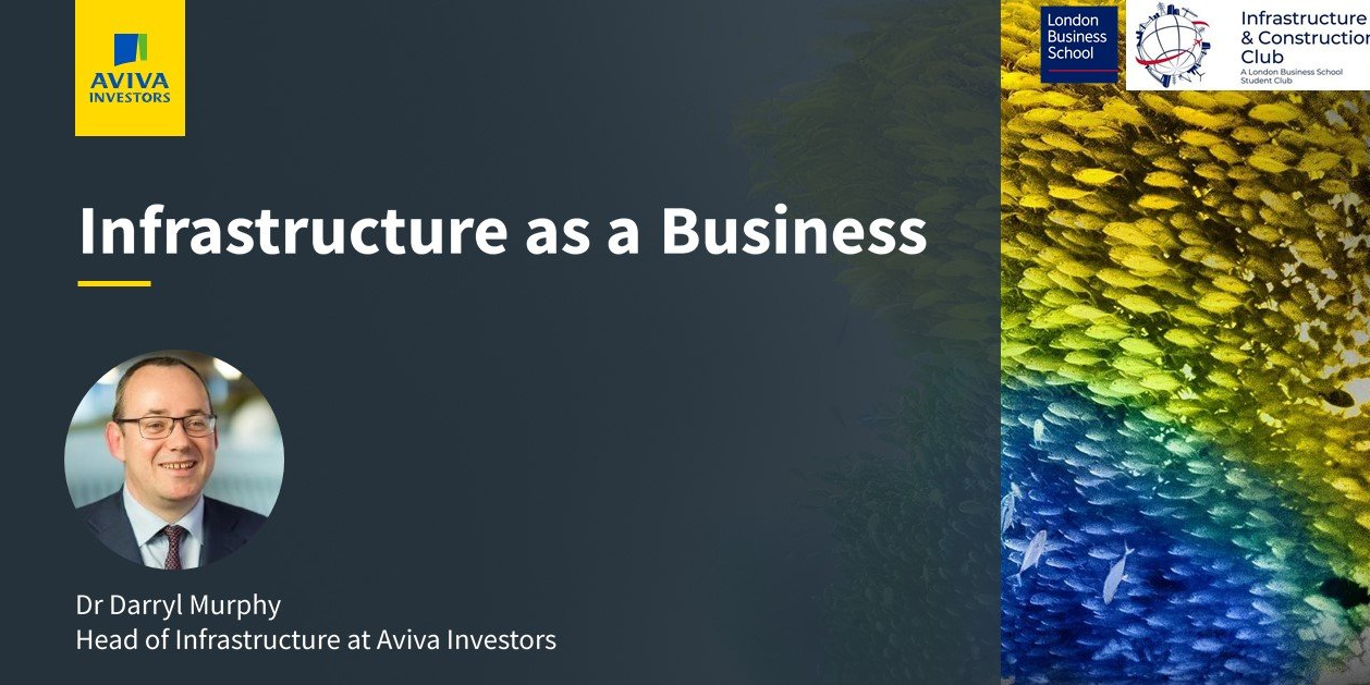 Infrastructure as a Business Event Logo