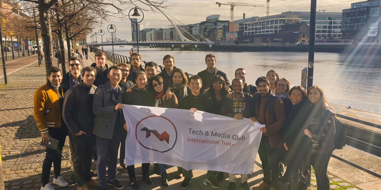 TMC International Treks : Autumn 2020 Info Session (Dublin, New York, Silicon Valley)