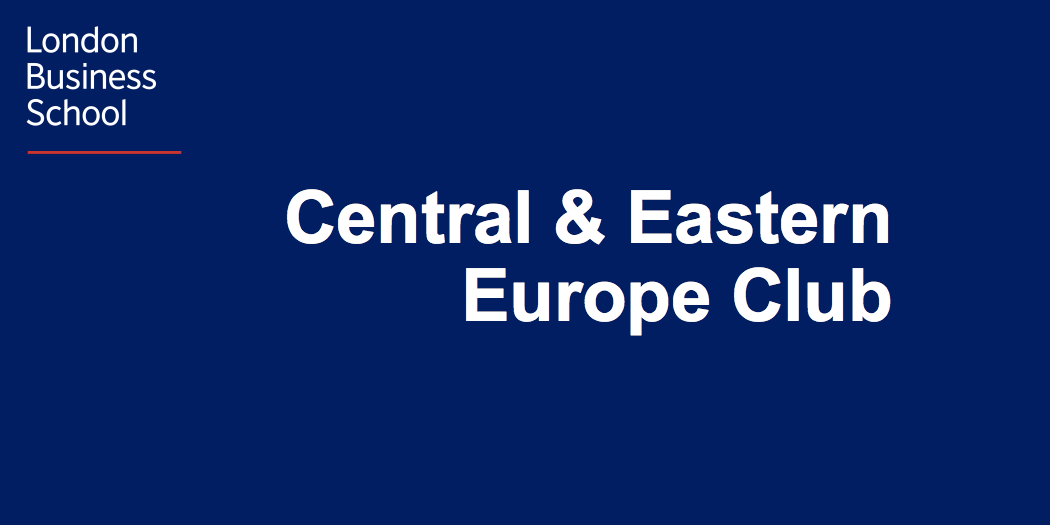 Central and East European Club Kick-Off Event Logo