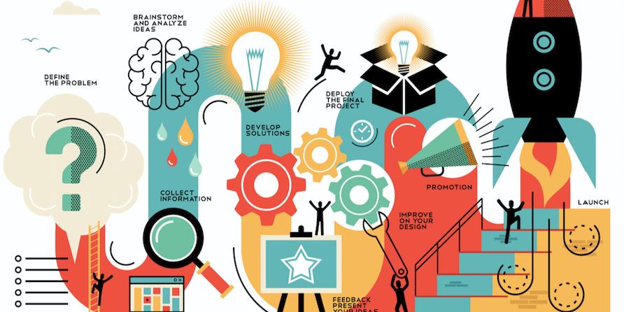 d/Club Alumni Panel Event: Careers in Design & Innovation Event Logo