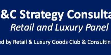 OC&C Strategy Consultants: Retail & Luxury Panel Event Logo