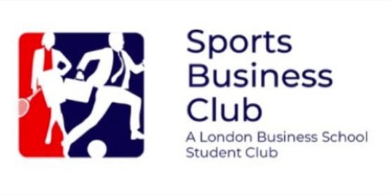 Sports Business Club Kick Off Event Logo