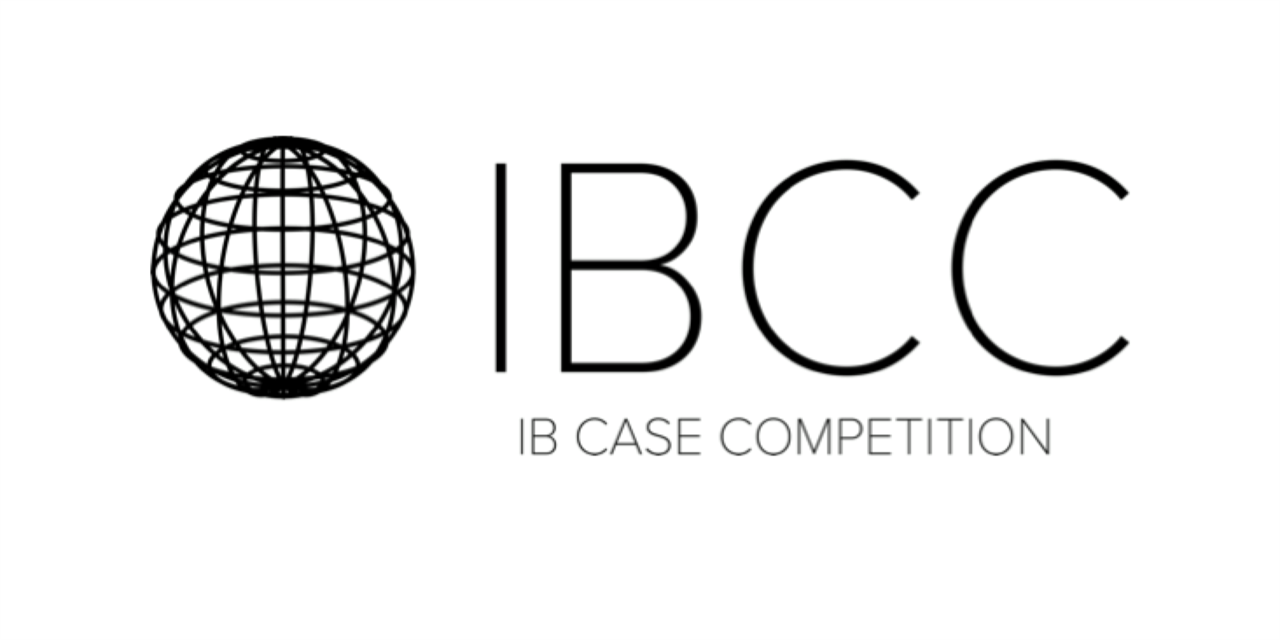 Investment Banking Case Competition Event Logo