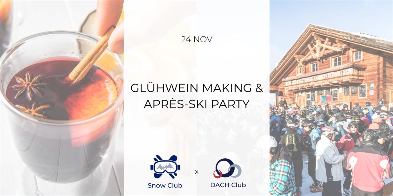 Glühwein Making Class & Virtual Après Ski Event Logo