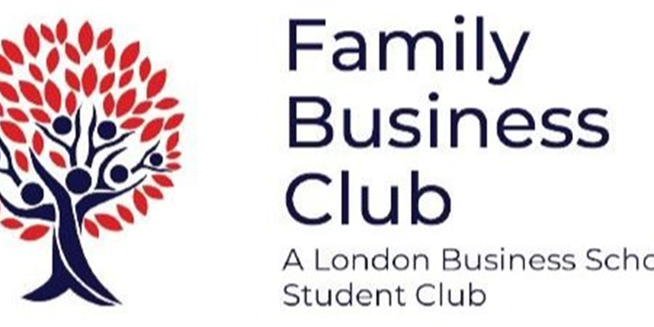 Family Business Club - Kick Off Event Logo