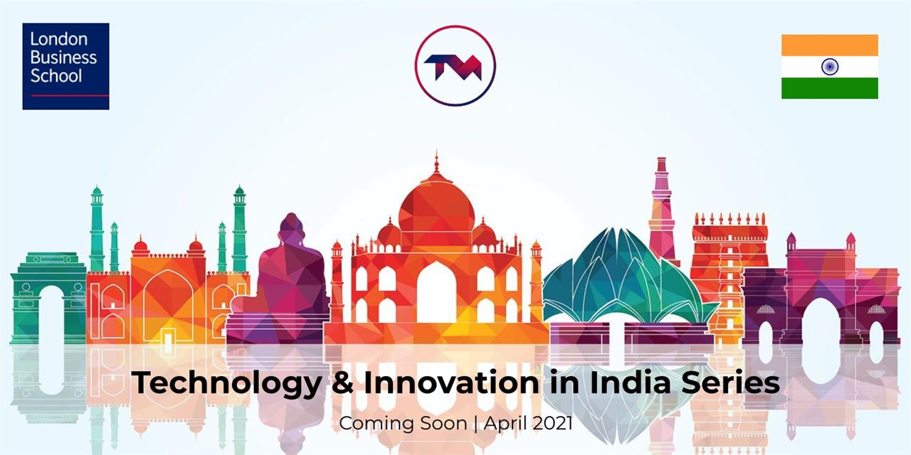 TMC x Careers Centre | Tech & Innovation in India Series - Q&A Event Logo