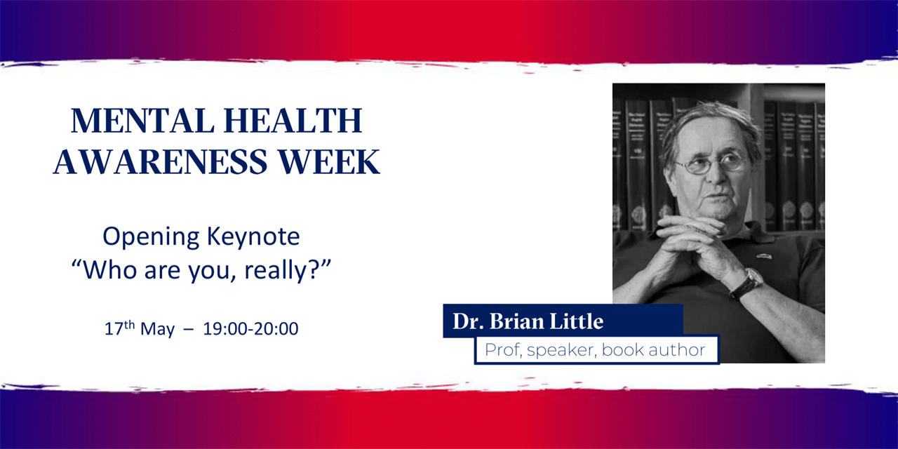 """MHAW Opening Keynote 