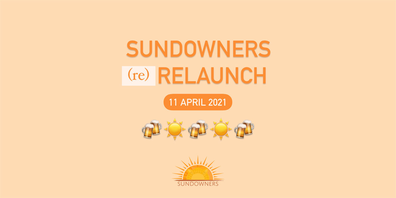 Sundowners (re)relaunch - Picnic Edition Event Logo