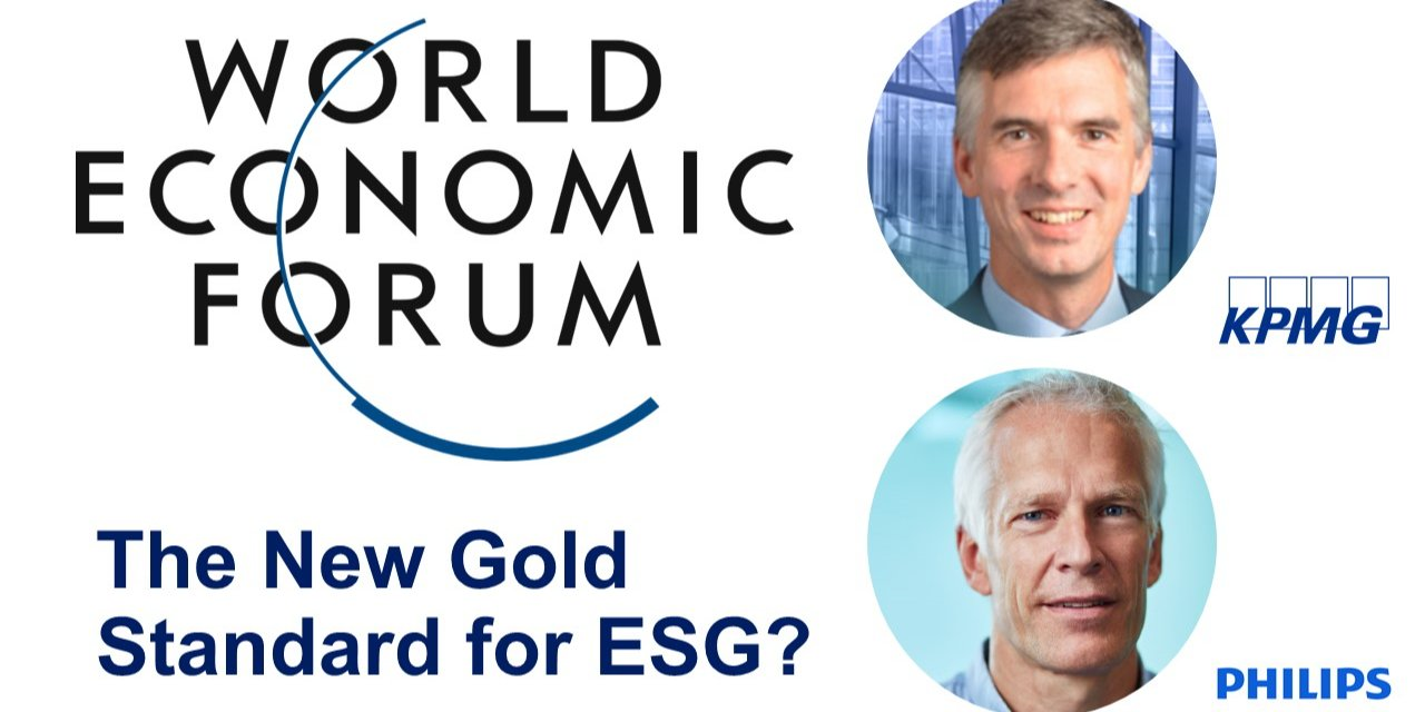 WEF Metrics: The new gold standard of ESG reporting? Event Logo