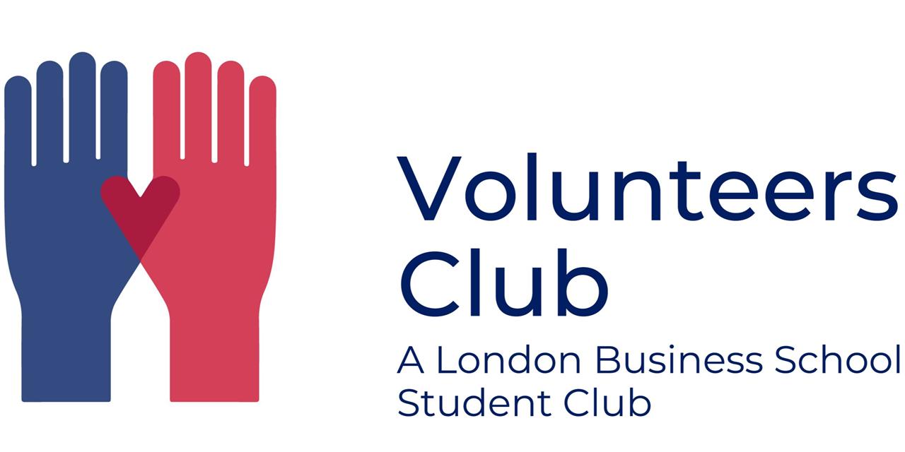Volunteers Club 2021 Kick Off Event Logo