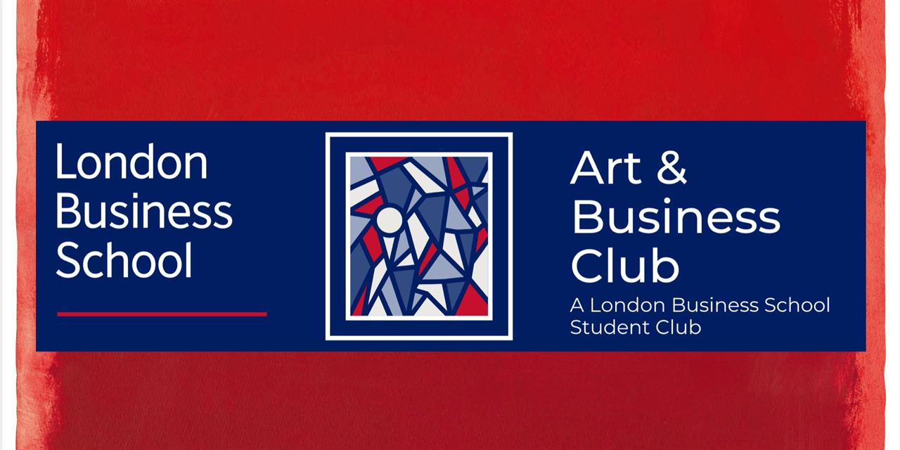 Art & Business Kick Off Event Event Logo