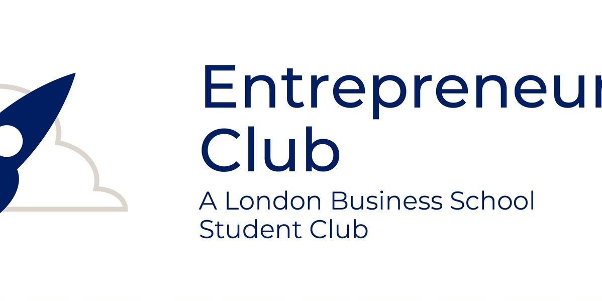 Entrepreneurship Club Kick-off Event Logo