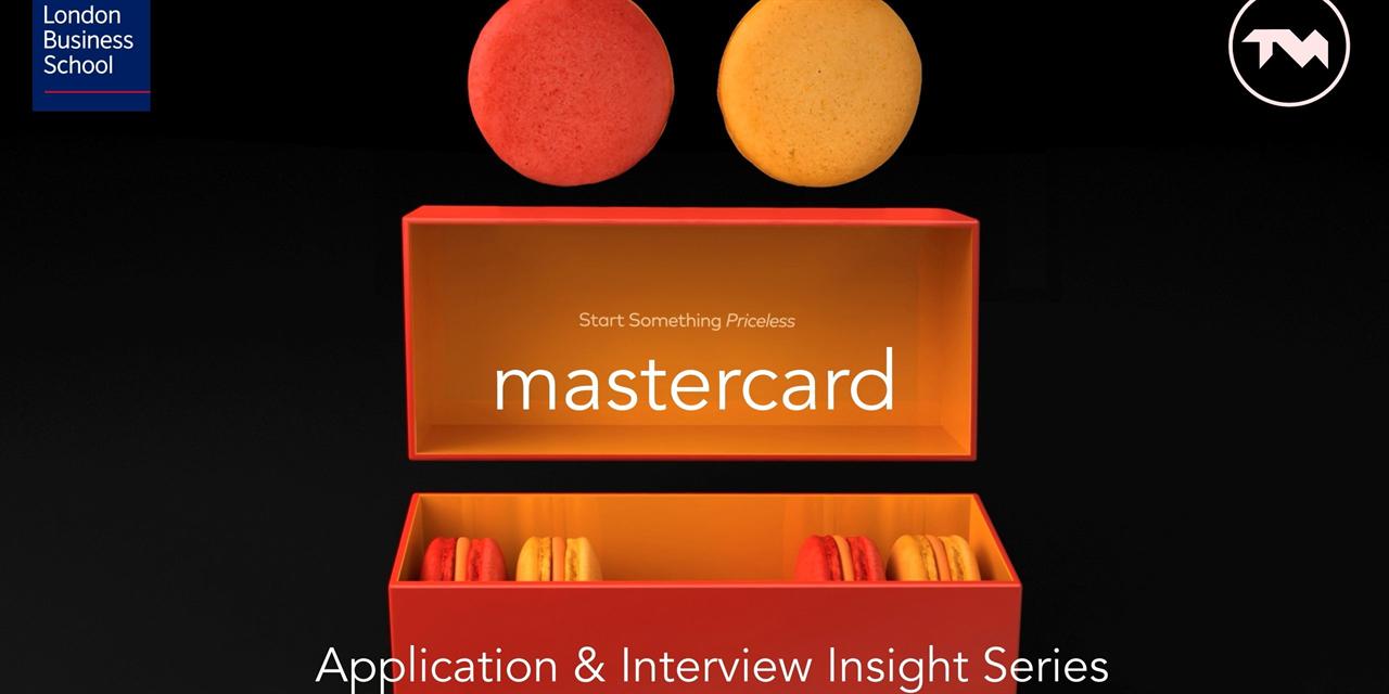Interview Prep Panel - Mastercard & Mastercard Advisors Event Logo