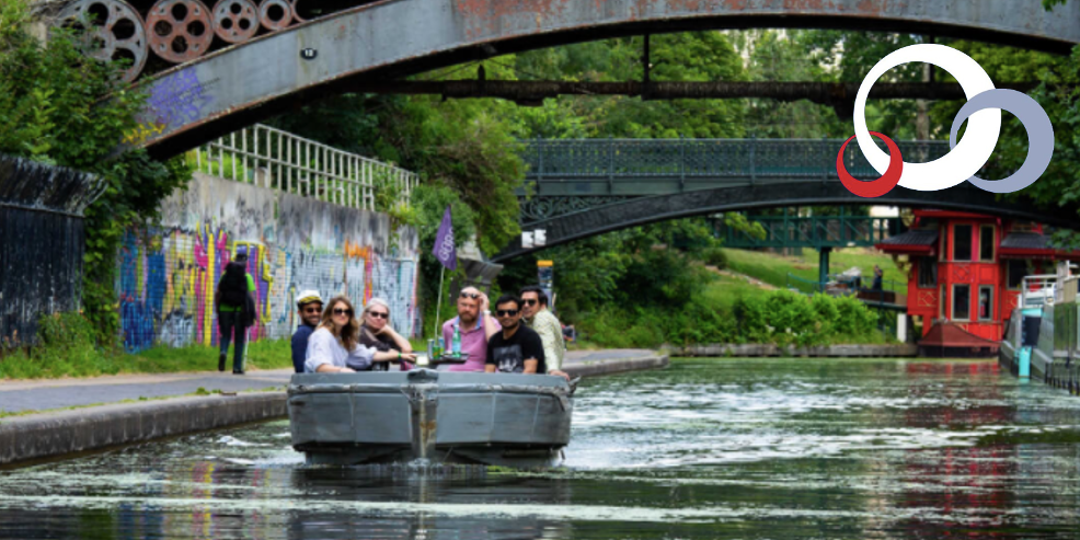 DACH Club presents: Boat Tour with 'Beer & Pretzel' Goodie Bag Event Logo