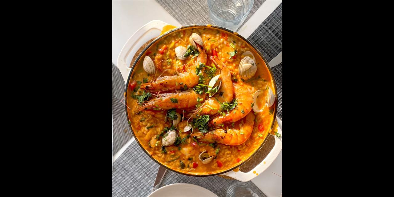 Foodie Club meets Portugal - Arroz de Marisco Event Logo