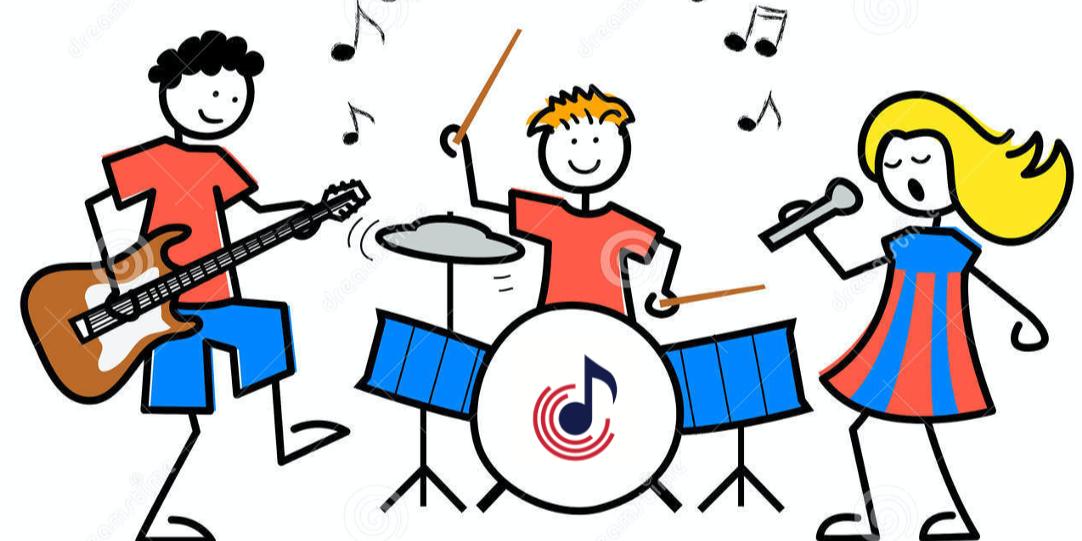 Music Club Kick-Off Event Logo
