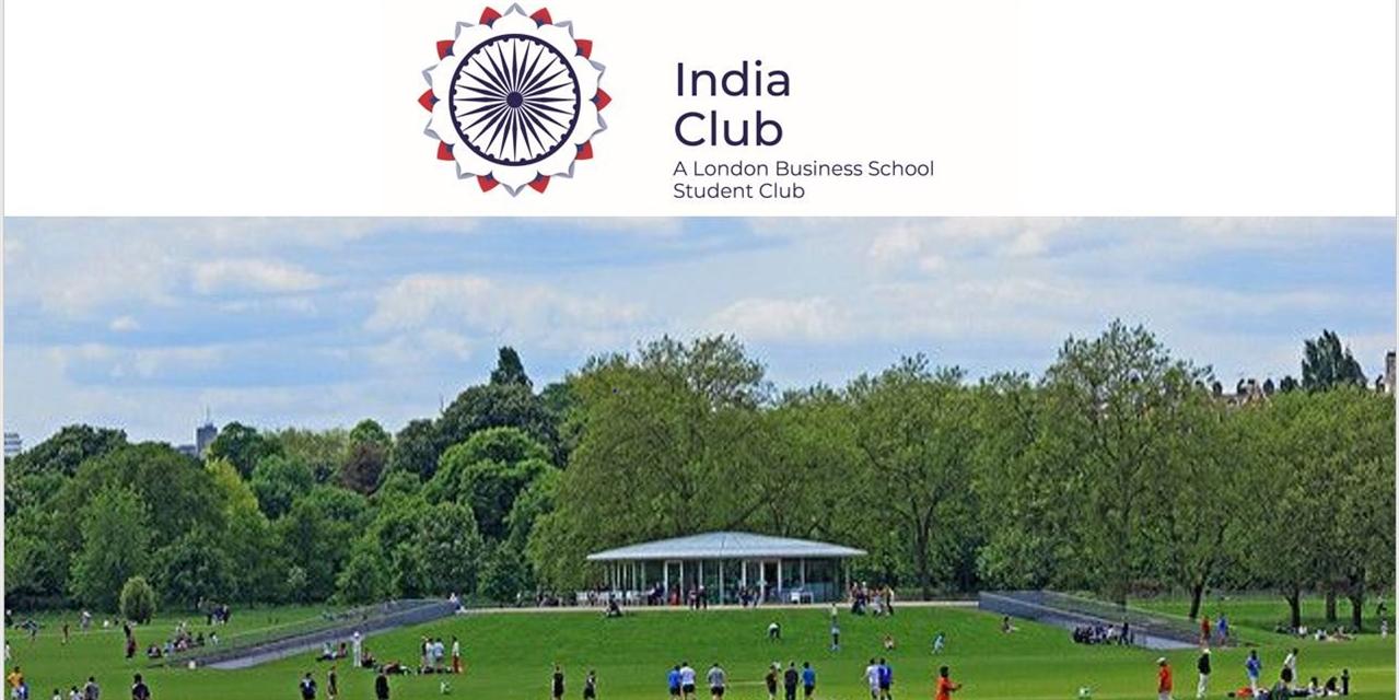 Covid Solidarity Picnic for India Event Logo