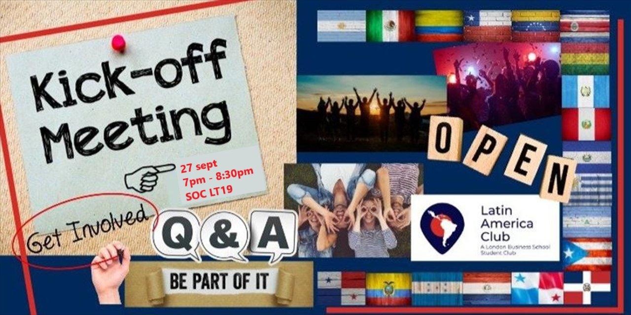 LatAm Club Kick Off Event Logo