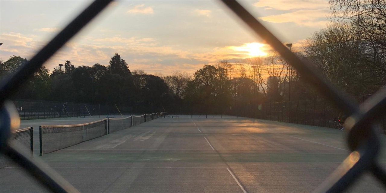 Tennis & Padel Kick-Off @ Regent's Park Event Logo