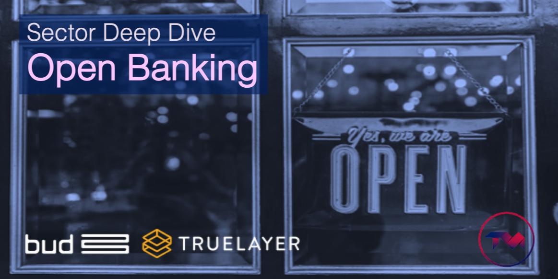 Tech Sector Deep Dive: Open Banking Event Logo