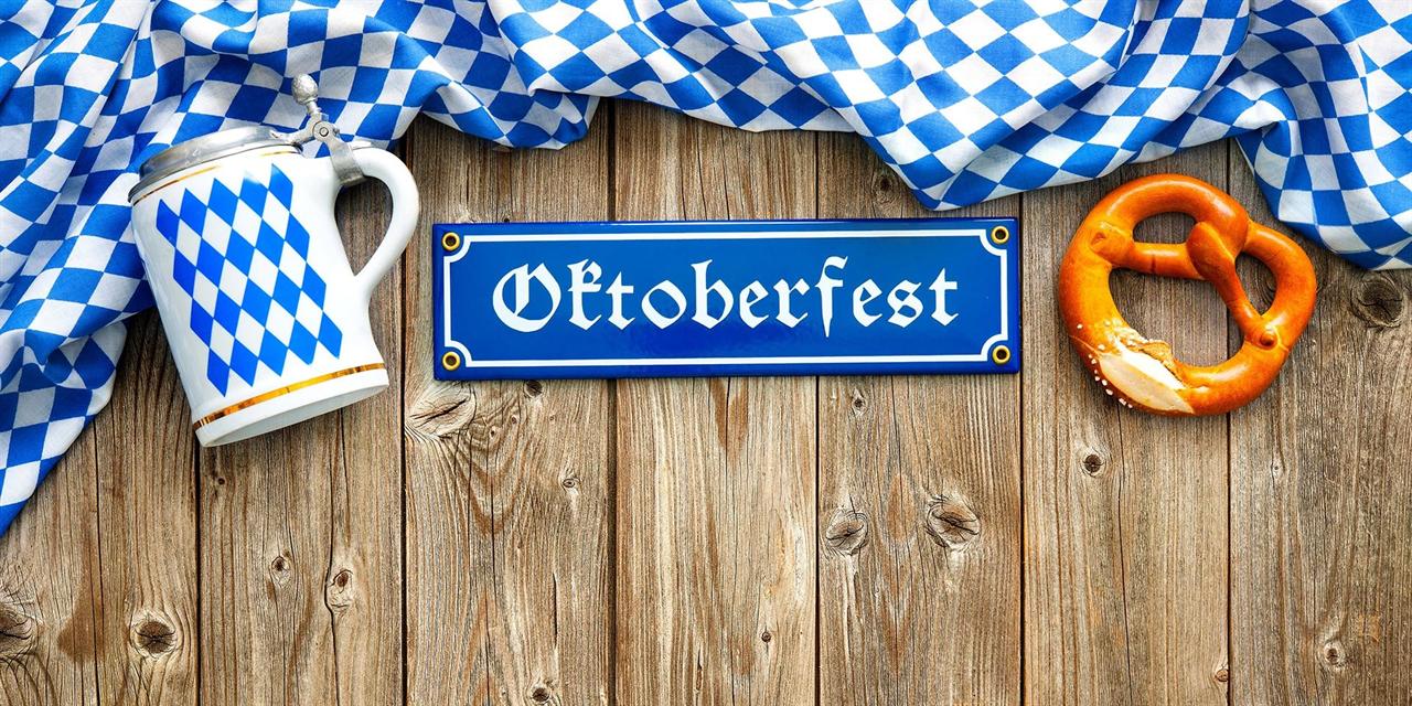 Oktoberfest - London Edition Event Logo