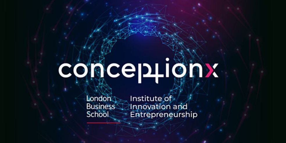 ConceptionX - Matching session Event Logo