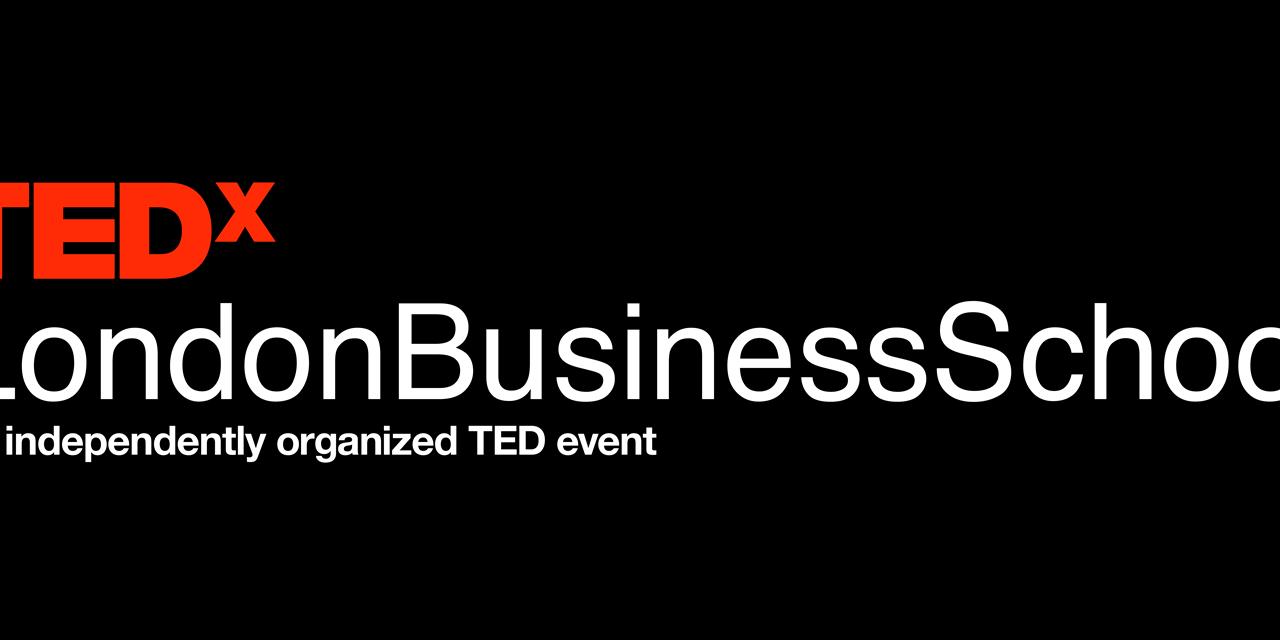 TEDxLondonBusinessSchool - Kick-off 21/22 Event Logo