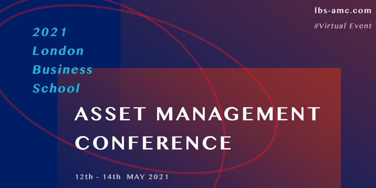 LBS Asset Management Conference 2021 Event Logo