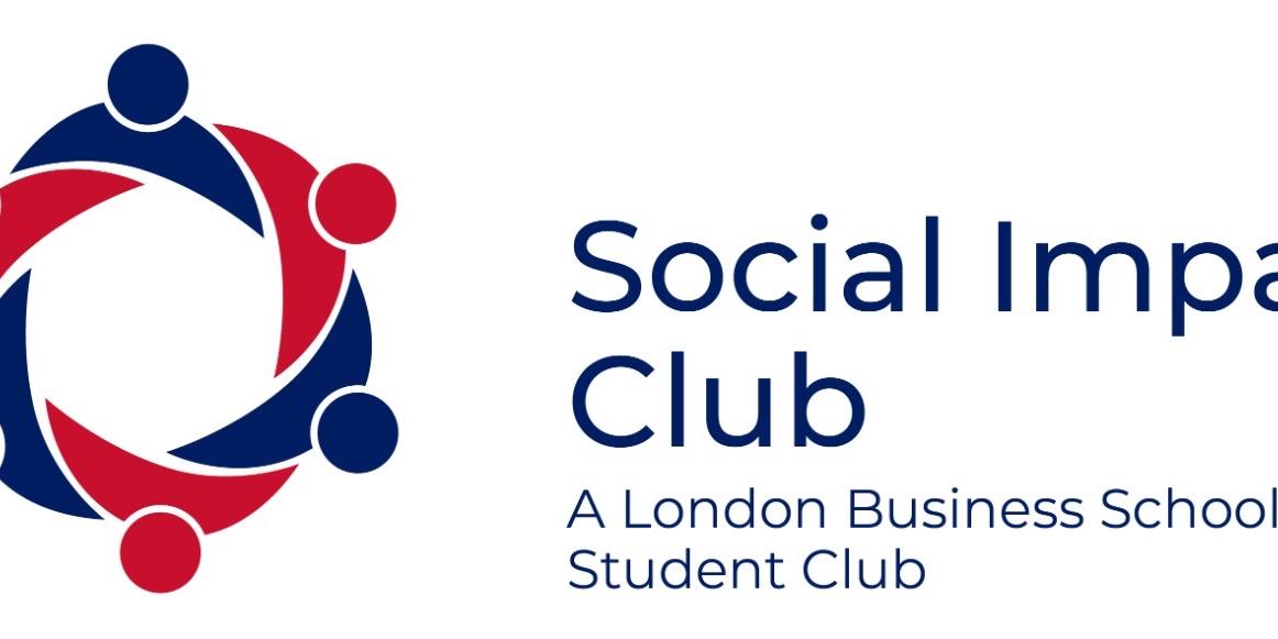Social Impact Club Kick Off Event Logo