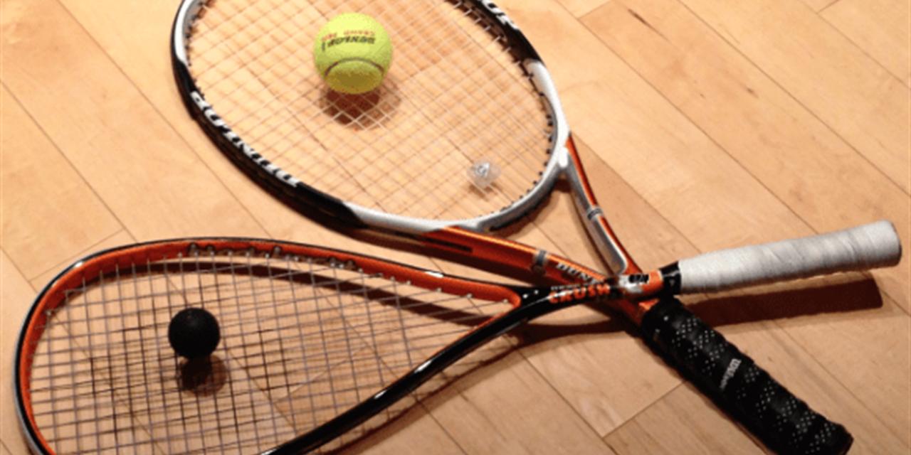 Squash Club 2021 Kickoff session Event Logo